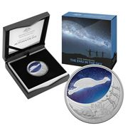 RA Mint - Star Dreaming Emu In The Sky 2020 $1 Uncirc. Coin
