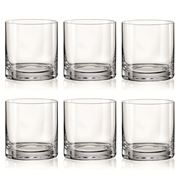 Bohemia - Barline Whiskey O/Fashioned Tumbler Set 6pce 280ml