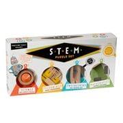 Professor Puzzles - STEM Wooden Puzzle Set 4pce