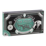 Professor Puzzles - Einstein's Fish Puzzle