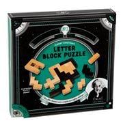 Professor Puzzles - Einstein's Letter Block Puzzle