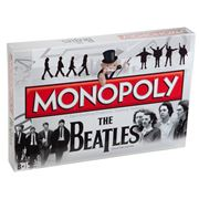 Games - The Beatles Monopoly Collector's Edition