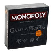 Games - Game of Thrones Monopoly Collector's Edition