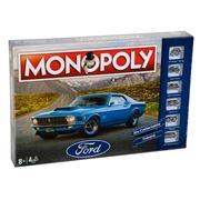 Games - Ford Monopoly