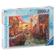 Ravensburger - Venice Romance Puzzle 1000pce