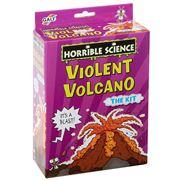 Horrible Science - Violent Volcano Kit 6pce