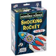 Horrible Science - Shocking Rocket Kit 6pce