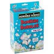Horrible Science - Bonkers Bubbles Kit 16pce