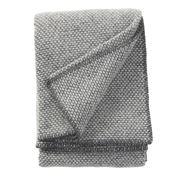 Klippan - Domino Wool Throw Dark Grey 130x180cm