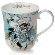 Dunoon - Braemar Milano White Mug