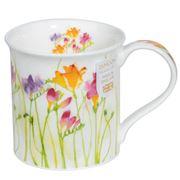 Dunoon - Bute Floral Haze Freesia Mug