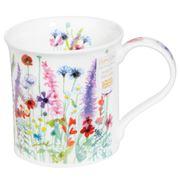 Dunoon - Bute Floral Haze Multi  Mug