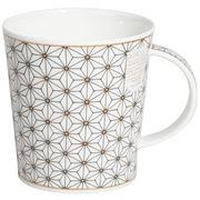 Dunoon - Lomond Samarkand White Mug
