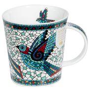 Dunoon - Lomond Terrazzo Bird Mug