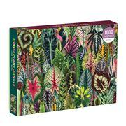 Galison - Houseplant Jungle Troy Litten Puzzle 1000pce