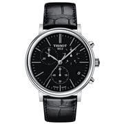 Tissot - Carson Premium Chronograph Watch Black 41mm