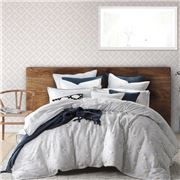 Florence Broadhurst - Kabuki Linen Quilt Cover Set King