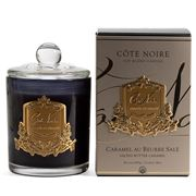 Cote Noire - Salted Butter Caramel Gold Candle 450g