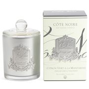 Cote Noire - Persian Lime & Tangerine Silver Candle 450g