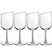 V&B - NewMoon White Wine Goblet Set 4pce 300L