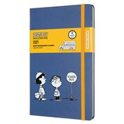Moleskine - 2021 L.E. Peanuts Weekly Diary Hard Cover Large