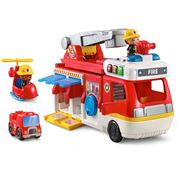 Vtech - Toot Toot Friends 2-in-1 Fire Station