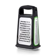 OXO - Good Grips Etched Box Grater with Removable Zester