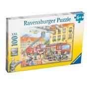 Ravensburger - Fire Department Puzzle 100pce