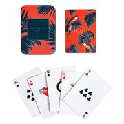 Ted Baker - Deck Of  Playing Cards In Case