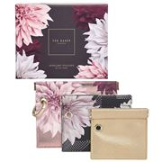 Ted Baker - Clove Jewellery Pouch Trio 3pce