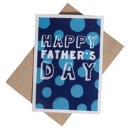 Candle Bark - Father's Day Spots Card
