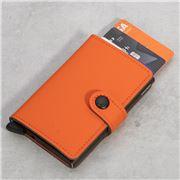 Secrid - Yard Orange Mini Wallet