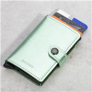 Secrid - Mini Wallet Metallic Green