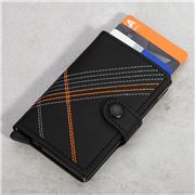 Secrid - Mini Wallet Stitch Linea Orange