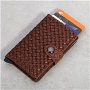 Secrid - Basket Brown Mini Wallet