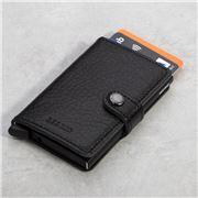 Secrid - Mini Wallet Veg Black Black