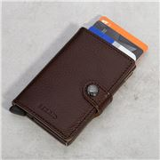 Secrid - Veg Espresso Brown Mini Wallet