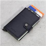 Secrid - Veg Navy Silver Mini Wallet