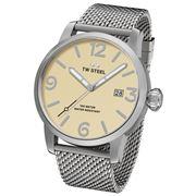 TW Steel - Maverick Steel Milanese Watch 45mm