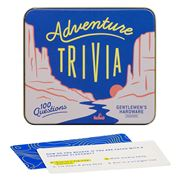Gentlemen's Hardware - Adventure Trivia