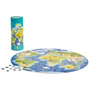 Ridley's - Endangered World Jigsaw Puzzle 1000pce