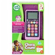 LeapFrog - Chat & Count Smart Phone Violet