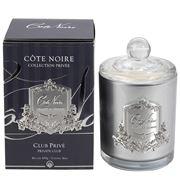 Cote Noire - Private Club Candle Silver 450g