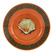 Richard Ginori - Luke Edward Hall Shell B/Plate Orange 16cm