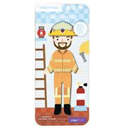 Mieredu - Magnetic Puzzle Firefighter