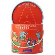 Mieredu - My Very Big Puzzle ABC