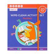 Mieredu - Wipe Clean Card Numbers