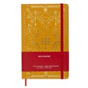 Moleskine - L.E. Large Plain Graphic Notebook Year of The OX
