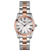 Tissot - T-Wave S/Steel & Rose Gold PVD MOP Watch 30mm