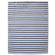 Carnival - Tea Towel Perth Blue/White